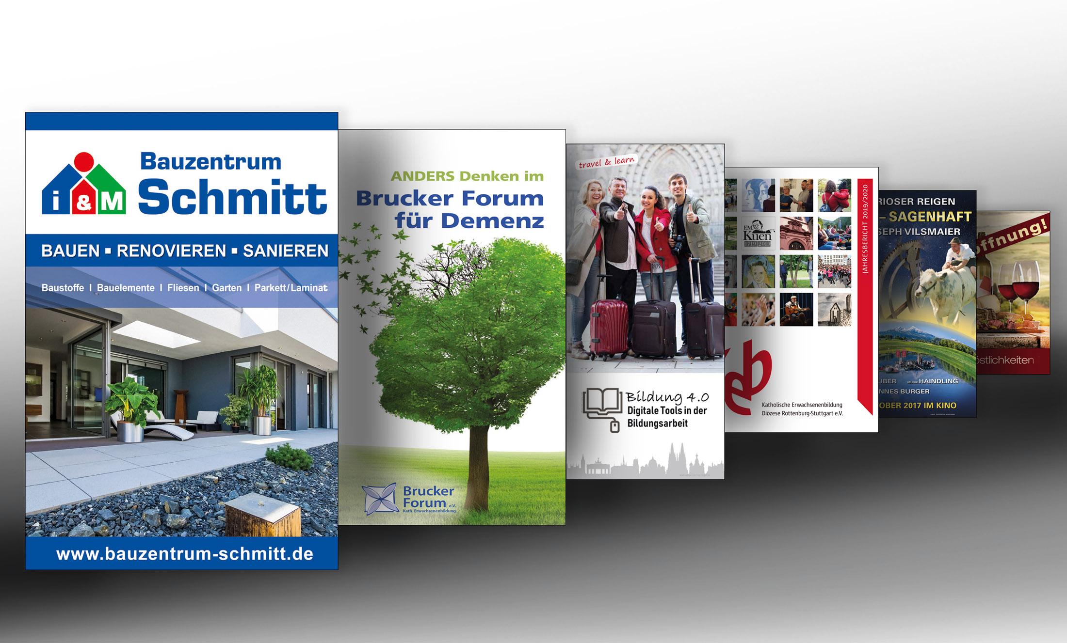 design-meets-web-broschueren-flyer-plakat-illustration-werbetechnik-muenchen-markt schwaben