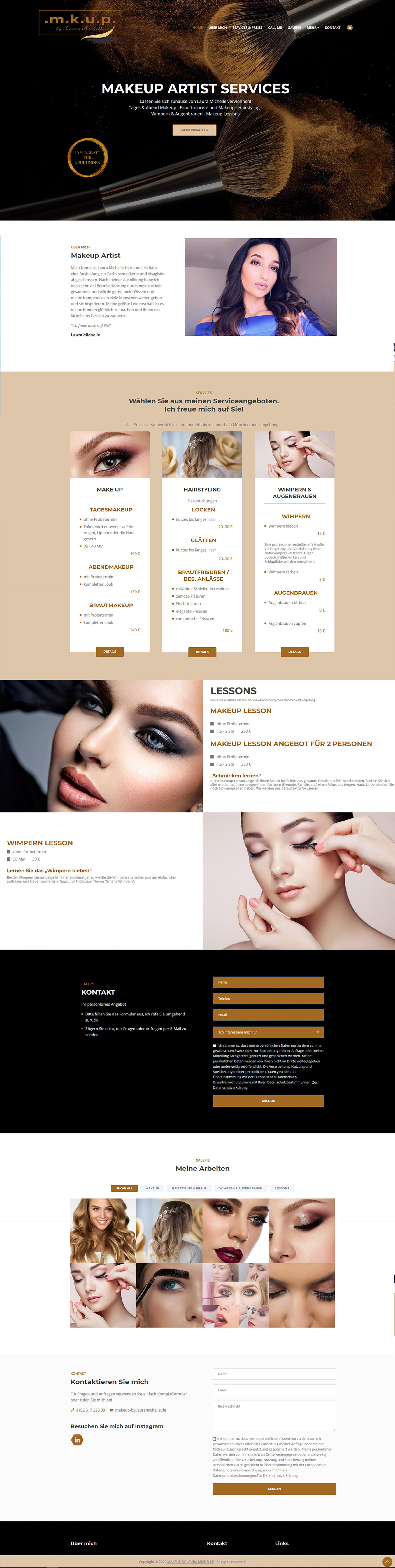 Projekt Visagistin-design-meets-web-web-grafik-print-werbetechnik-muenchen-markt-schwaben