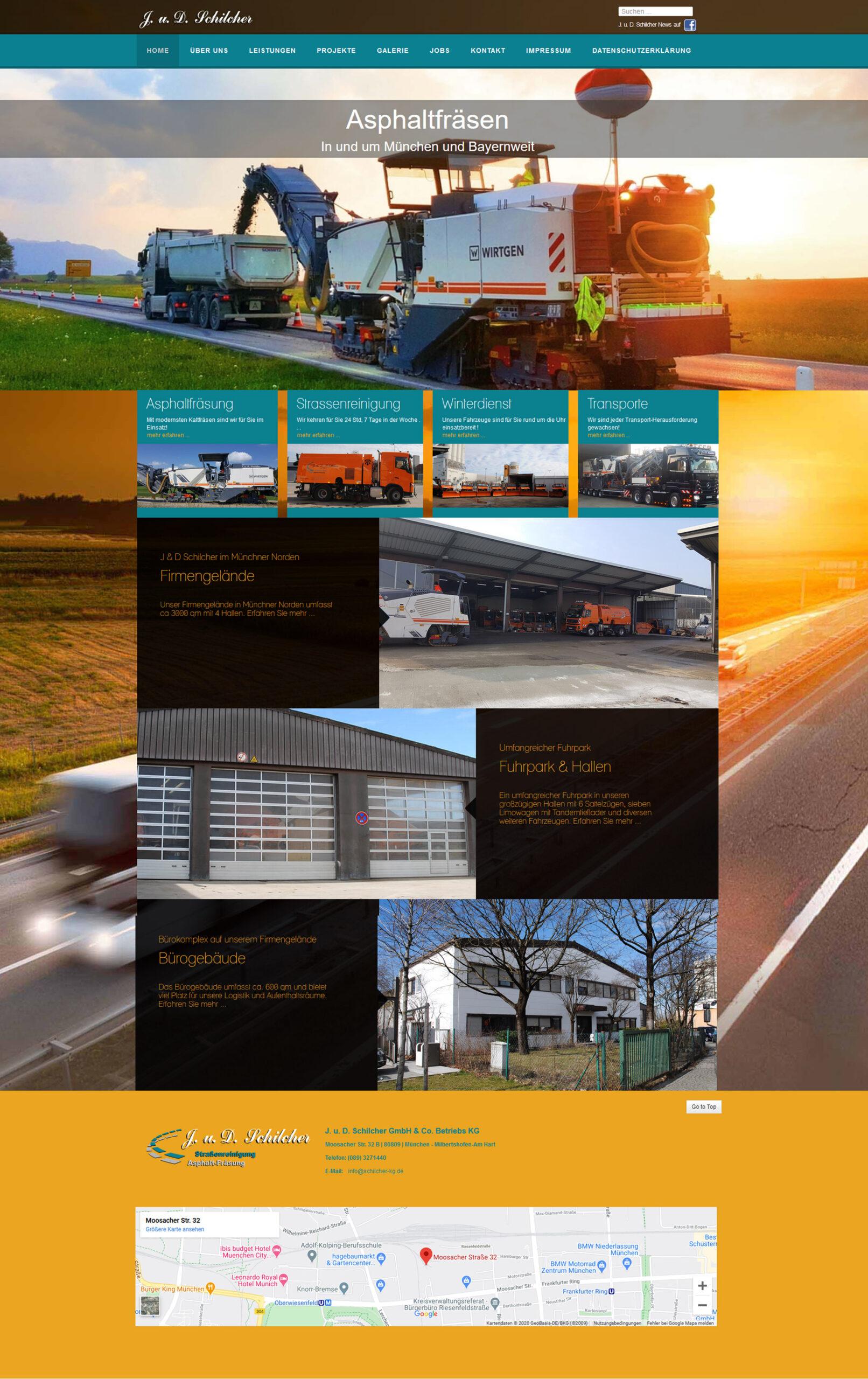 Projekt Schilcher-design-meets-web-web-grafik-print-werbetechnik-muenchen-markt schwaben