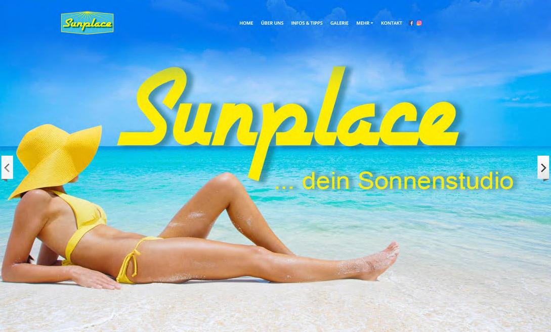 Projekt Sunplace Sonnenstudio