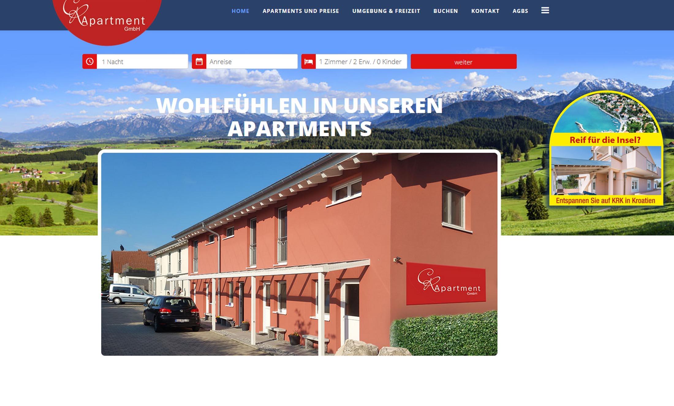 Projekt Apartments
