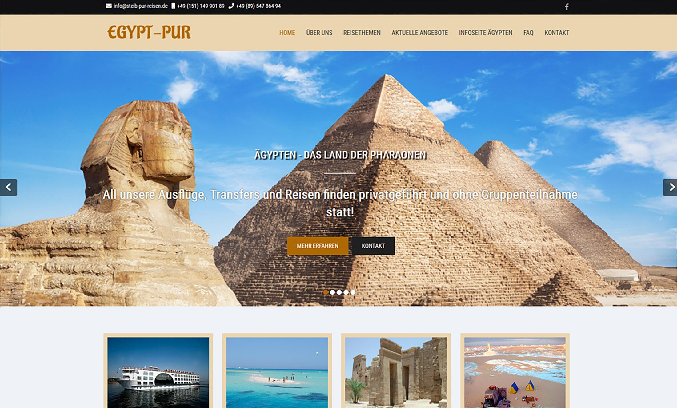 PROJEKT EYPT-PUR-REISEN